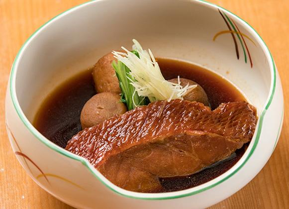 ご当地食材を使用した和創作料理